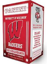 2015 Panini Univ. Wisconsin Badgers Multi Sport Retail Blaster Box Trading Cards