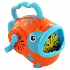 Bulle factory wind up fish bubble blower soufflage machine ~ couleurs varient