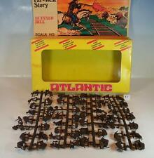 Atlantic H0 No.1062 Far West Story Buffalo Bill in Blister Box #93