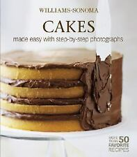 Williams Sonoma Mastering Mastering Cakes A Complete Baking Course 2006 HC DJ