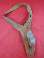 John Jovino Co., New York NY SHOULDER Leg Belt HOLSTER Model OP4, Gun Knife