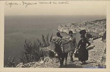 CROATIA RAGUSA DALMACIA REAL PHOTO