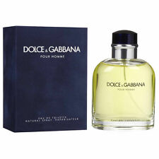 DOLCE & GABBANA Pour Homme * Cologne for Men * 4.2 oz * D&G * NEW IN BOX SEALED