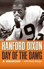 Day of the Dawg: A Football Memoir by Hanford Dixon Paperback Book (English)
