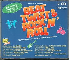 (2cd's) Beat, twist & rock 'n' roll-the Equals, the smoke, Christie, the rattles