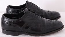 Florsheim 20381 Leather Classic Wingtip Dress Oxfords Lace Up Men's US 9