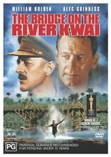 ●● THE BRIDGE ON THE RIVER KWAI ●● (DVD, 2005) Alec Guinness, William Holden