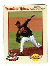 Francisco Liriano Magnet - 2014 Limited Edition 2,500 -(Now Pittsburgh Pirates)
