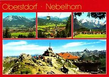 Oberstdorf , Nebelhorn  , Ansichtskarte