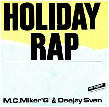 "14709 - M.C.MIKER""G"" & DEEJAY SVEN - HOLIDAY RAP"