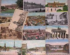 13 Stück AK Berlin Postkarten Ansichtskarten vor 1945 Lot Sammlung LOT08410