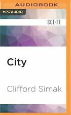 City by Clifford Simak (2016, MP3 CD, Unabridged)