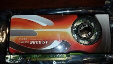 EVGA GeForce 9800GT AKIMBO 512MB DDR3 256-bit