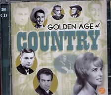 Golden Age Of Country / Honky Tonk Man - 2CD