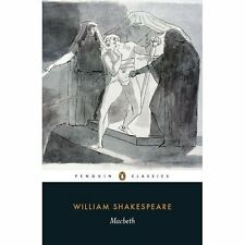 Macbeth Shakespeare RUTTER Penguin Classics LIBRO in brossura 9780141396316