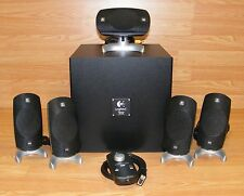 Genuine Logitech (Z-5300) 5.1-Channel Complete Surround Speaker System