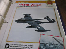 Faszination 4 50 De Havilland DH 112 Venom Jäger