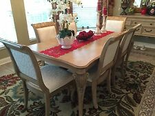 Annabelle's Furniture-Lexington Collection 7 Piece Dining Room Table Set