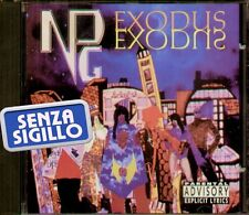 "NPG "" EXODUS "" CD NUOVO DI NEGOZIO (NEW POWER GENERATION) PRINCE 1995 EDEL RARO"