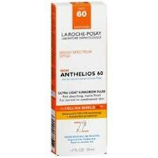 LA ROCHE-POSAY ANTHELIOS 60  ULTRA LIGHT SUNSCREEN FLUID 1.7oz Face