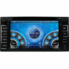 "6.2"" Car Stereo DVD Player For Toyota Sequoia 2003-2007 With GPS Navigation RDS"