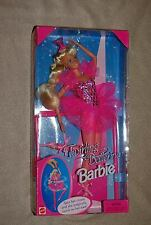 BARBIE Doll 1995 blonde TWIRLING BALLERINA 15086