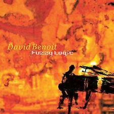 DAVID BENOIT FUZZY LOGIC XLNT JAZZ, NEW AGE CD - PIANO GENIUS! 2002 GRP RECORDS