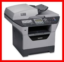 BROTHER MFC-8860DN Printer w/ NEW Drum & NEW Toner -- Totally CLEAN -- REFURB !!