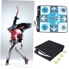 Anti Slip Dance Revolution Pad Mat for Nintendo WII Hottest Party Game CN