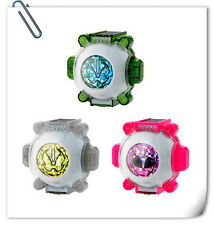SET OF 3pcs Kamen Masked Rider Ghost Grimm Sanzo Himiko Ghost Eyecon NOT DX