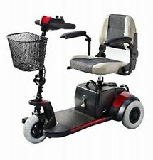 Merits Mini Coupe 3 Wheel Scooter S539, Compact Travel Cart, Electric Buggy