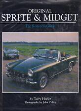 AUSTIN HEALEY FROGEYE / Mk2-4 & MG MIDGET Mk1-3 1500 RESTORERS ORIGINALITY BOOK