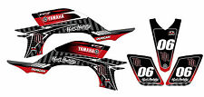 Yamaha YFZ450  ATV Graphic Kit  2003-2008