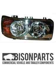+DAF LF45 & LF55 FRONT HEADLAMP / HEADLIGHT C/W INDICATOR DRIVERS SIDE RH DAF016