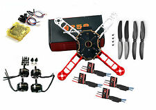 HMF Totem Q250 mini quadcopter arf kit RHD 2204 SimonK 12a CC3D Flight Control