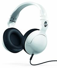 Skullcandy Hesh 2.0 Over-Ear Headphones with In-Line Microphone - White