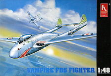De Havilland DH 100 Vampire FB 5 - 1:48 1/48 - Hobbycraft 1574 - NEU in OVP