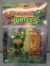 """TMNT 1998 """"RAPHAEL"""" Sealed 10 Back *NEW* Teenage Mutant Ninja Turtles Vintage"""