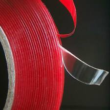1Roll Car Double Sided Adhesive Strong Adhesion Sticky Foam Tape Tapes House 3M
