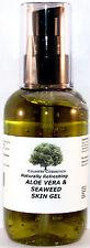 Aloe Vera & Seaweed Skin Gel 100ml in Pump Dispenser