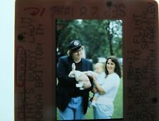ROGER AND ME CAST Roger B. Smith MICHAEL MOORE Pat Boone Anita Bryant  SLIDE 7