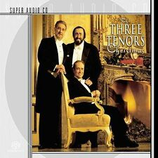 Pavarotti Three Tenors Christmas (Sl) SACD CD