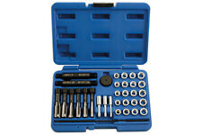 Laser Tools 5206 Glow Plug Thread réparation Kit 31pc
