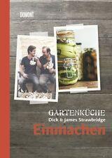 Gartenküche 3: Einmachen von Dick & James Strawbridge UNGELESEN | PORTOFREI