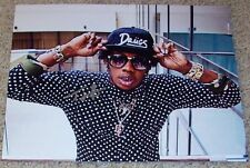TRINIDAD JAMES JAME$ SIGNED AUTOGRAPH 8x10 PHOTO D w/PROOF ALL GOLD EVERYTHING
