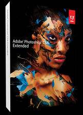 Adobe Photoshop CS6 Extended auf deutsch mit Garantie