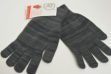 New Radio Shack Whole Hand Touch Screen Gloves Womens Grey S/M Small Medium