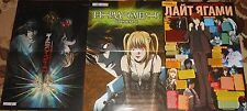 Death Note - Magazine posters & clippings lot