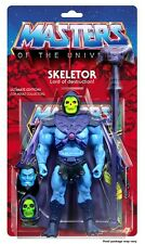 HE-MAN MOTU ULTIMATE CLASSICS ULTIMATE SKELETOR MISB PRE ORDER 2017