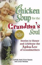 Chicken Soup for the Grandma's Soul FREE SHIPPING paperback grandmothers love